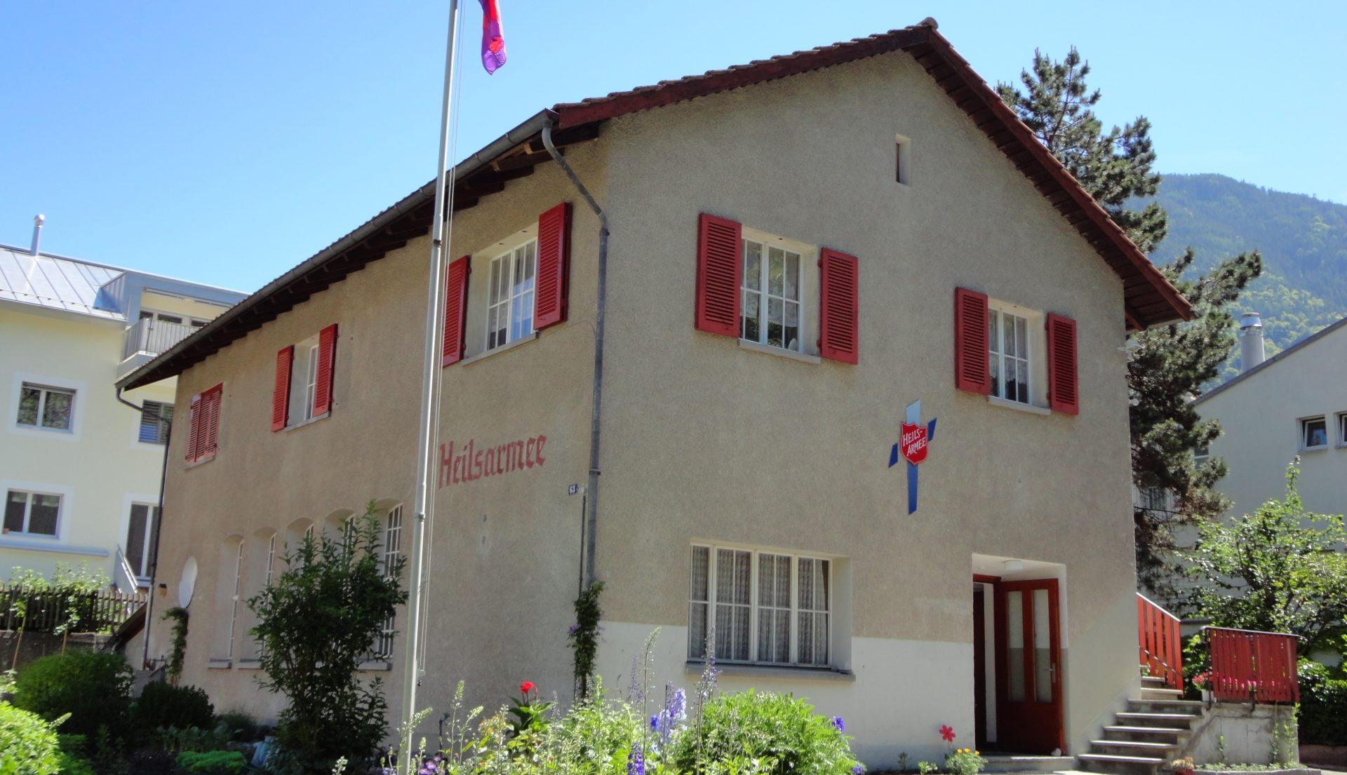 Heilsarmee-Haus Chur
